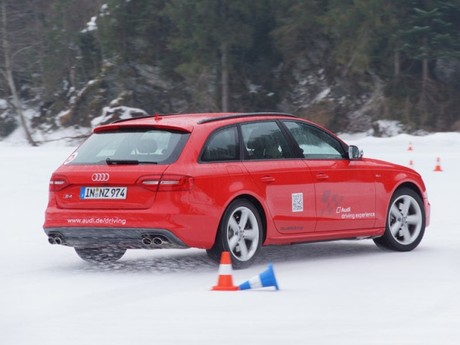 Audi driving experience drifttraining 003