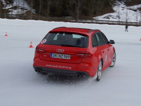 Audi driving experience drifttraining 007
