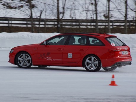 Audi driving experience drifttraining 008