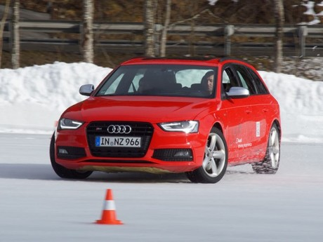 Audi driving experience drifttraining 019