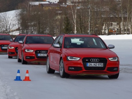 Audi driving experience drifttraining 021