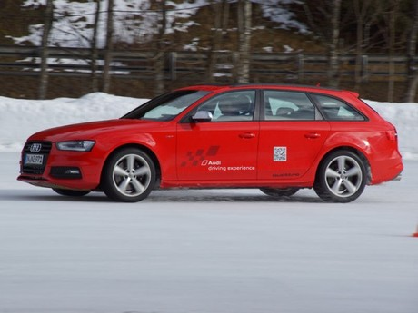 Audi driving experience drifttraining 022
