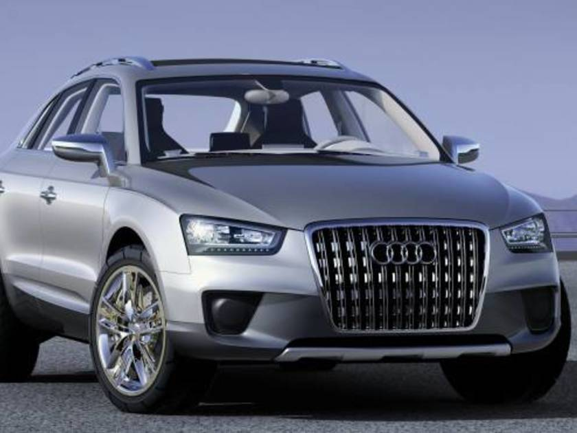 Audi cross coupe quattro q3