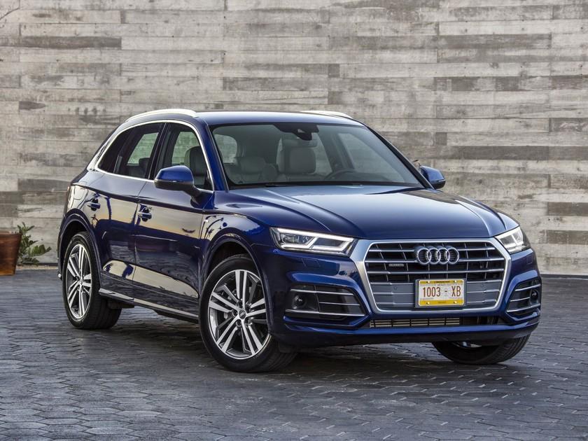 Zelt Für Audi Q5 : Die preise für den neuen audi q und a sportback auto
