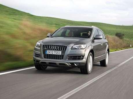 Audi Q7 V12 Technische Daten