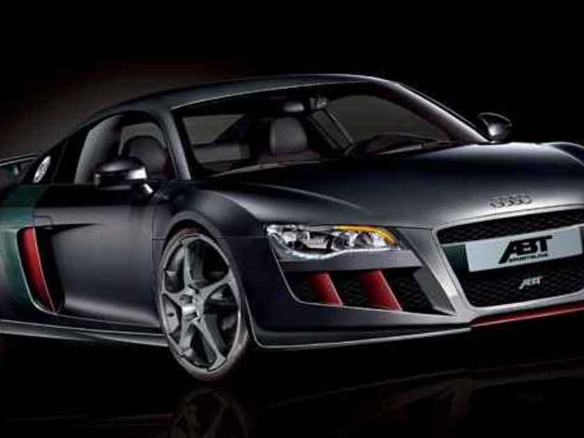 Der Neue Audi R8 Von Abt Setzt Massstabe Auto Motor At