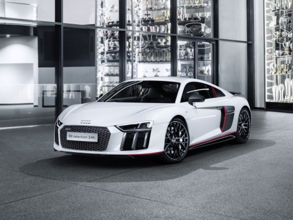 "Sondermodell: Audi R8 Coupé V10 plus ""selection 24h"""