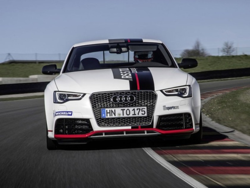Neuer rundenrekord audi rs 5 tdi competition concept 001