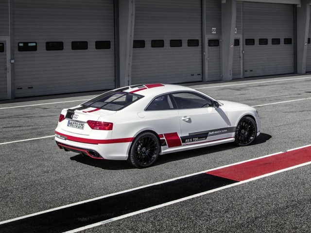 Neuer rundenrekord audi rs 5 tdi competition concept 002