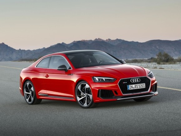 Audi RS5 Coupé ab sofort bestellbar