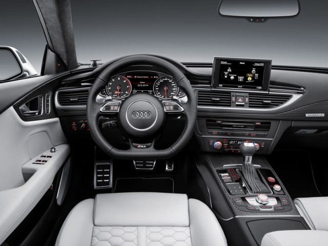 Der Neue Audi Rs7 Sportback Auto Motor At