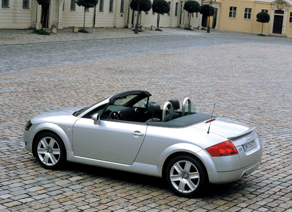 audi tt k nftig mit st rkeren motoren auto. Black Bedroom Furniture Sets. Home Design Ideas