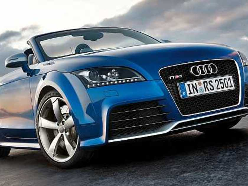 weltpremiere des audi tt rs roadster in leipzig auto. Black Bedroom Furniture Sets. Home Design Ideas