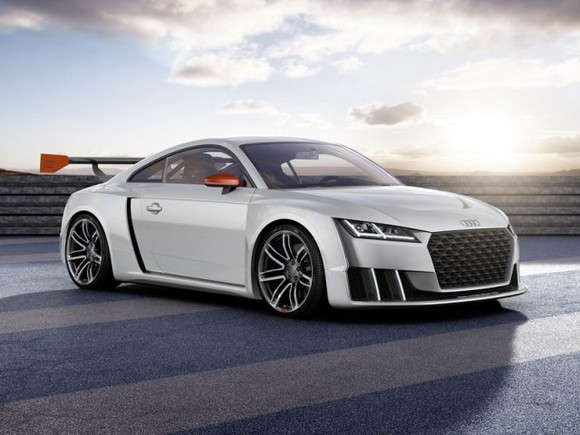 Technikstudie audi tt clubsport turbo 001
