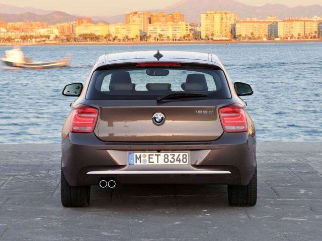 Der neue BMW 1er 3-Türer ::: auto-motor.at