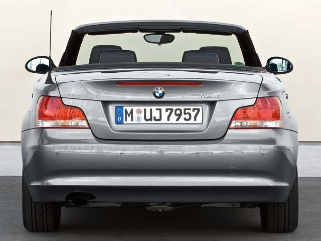 foto bmw 1er cabrio 2009 vom artikel bmw 1er. Black Bedroom Furniture Sets. Home Design Ideas