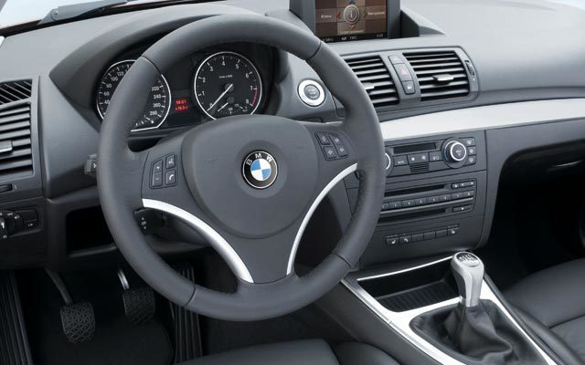 foto bmw 1er coupe auszeichnung vom artikel bmw. Black Bedroom Furniture Sets. Home Design Ideas