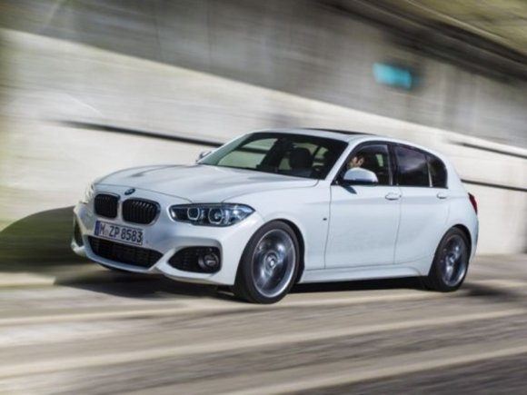 BMW 1er Facelift
