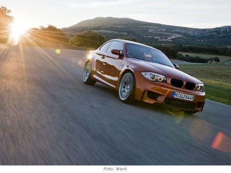 BMW 1er M Coupé - Weltpremiere