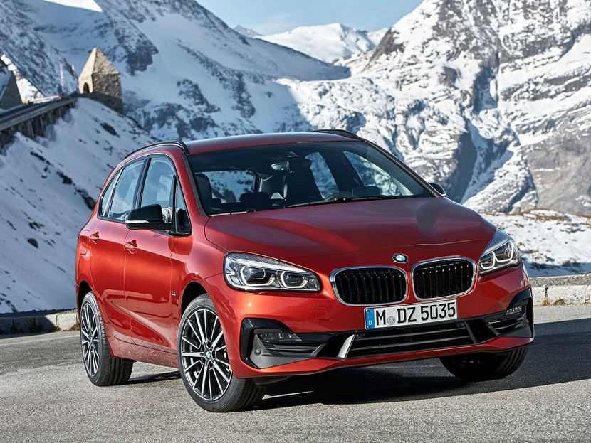 Facelift fuer bmw 2er active tourer gran tourer 002