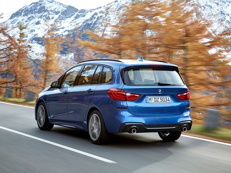 Facelift fuer bmw 2er active tourer gran tourer 004