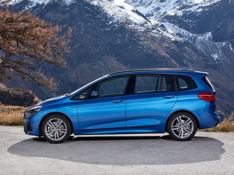 Facelift fuer bmw 2er active tourer gran tourer 005
