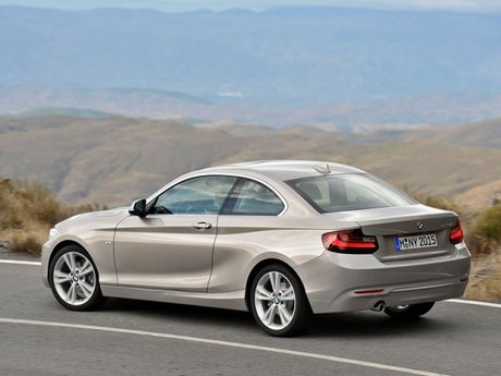 BMW 2er Coupe