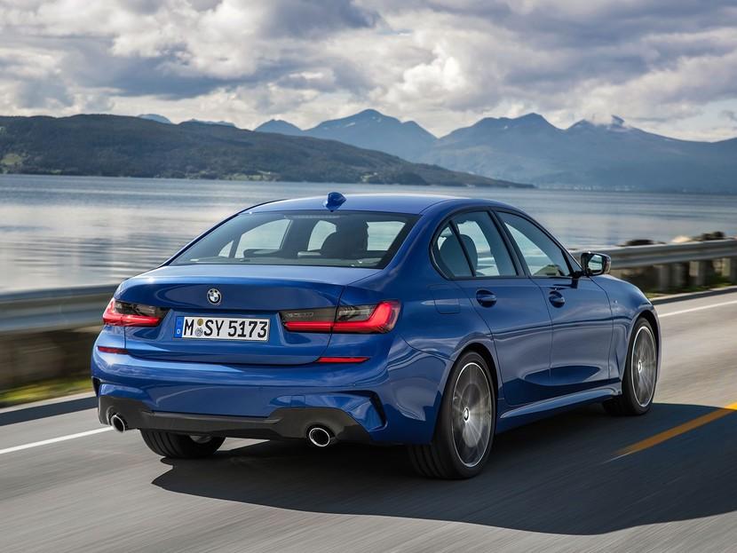 weltpremiere: die neue bmw 3er-reihe ::: auto-motor.at :::
