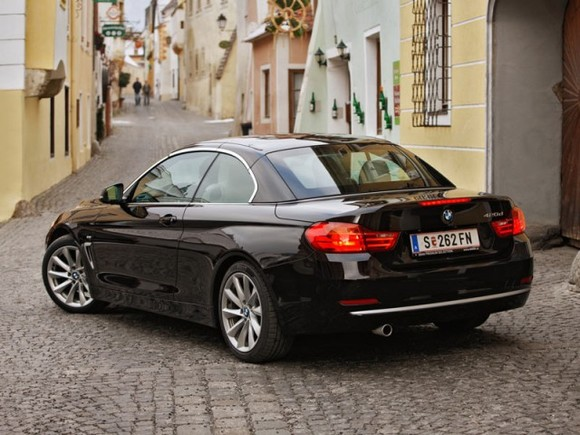 foto bmw 4er cabrio fahrbericht vom artikel bmw. Black Bedroom Furniture Sets. Home Design Ideas