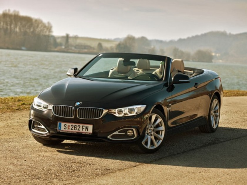 bmw 4er cabrio fahrbericht auto. Black Bedroom Furniture Sets. Home Design Ideas