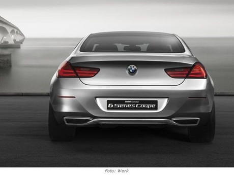 BMW 6er Coupé - Weltpremiere