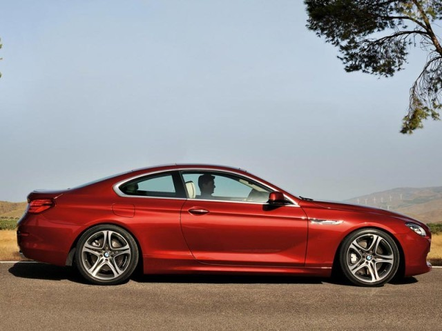 Neu: BMW 6er Coupe