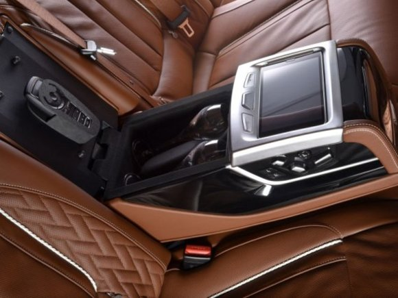 BMW 750Li Sondereditionen