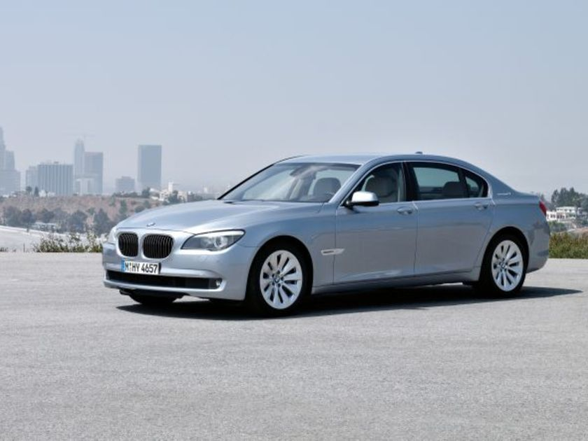 Bmw activehybrid 7 1