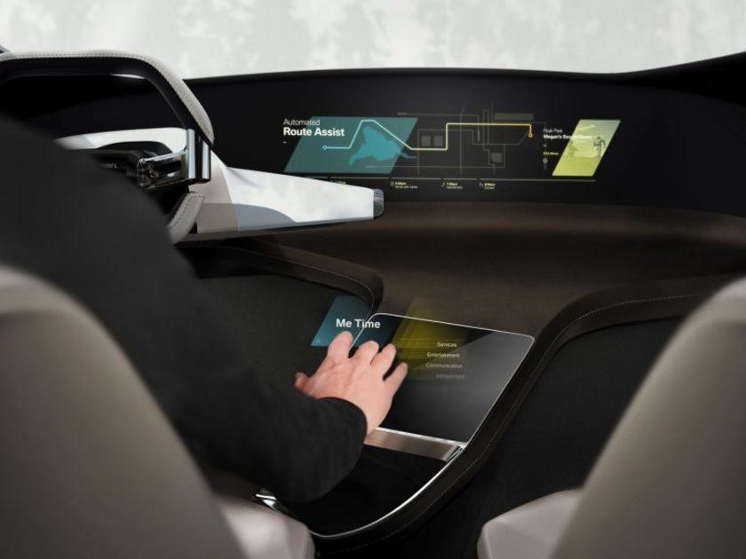 Das Bmw Cockpit Der Zukunft Auto Motor At