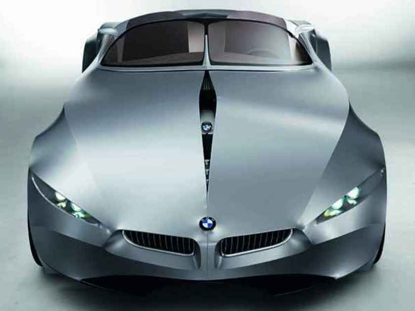 Bmw gina light studie front