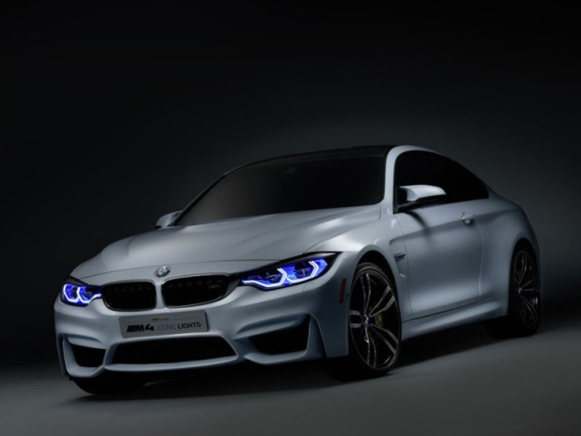 Bmw zeigt m4 concept iconic lights ces 001