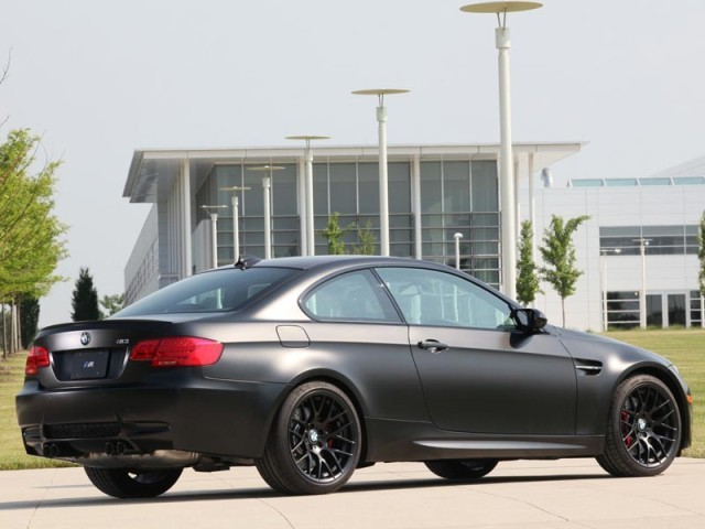 BMW M3 Coupé Frozen Black Edition