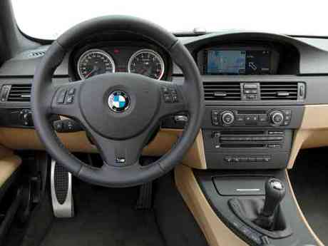 Bmw m3 coupe innen