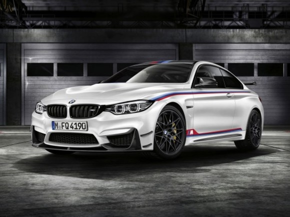Neu: BMW M4 DTM Champion Edition