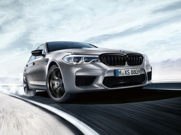 Mehr Power: BMW M5 Competition