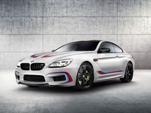 Neu: BMW M6 Competition Edition