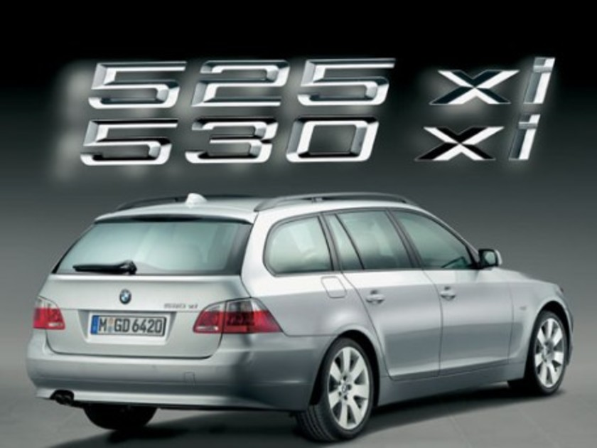 Bmw 5er touring xdrive