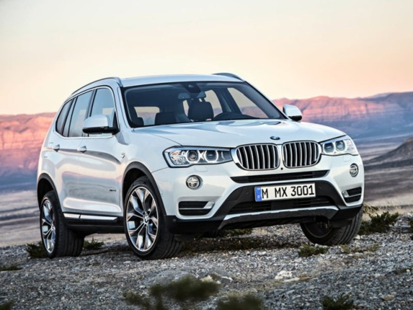 Facelift fuer bmw x3 001