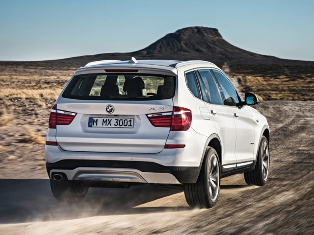 Facelift fuer bmw x3 002