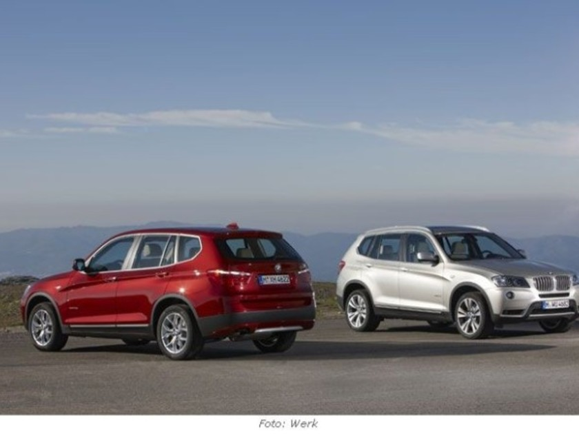 der neue bmw x3 - fahrbericht ::: auto-motor.at :::