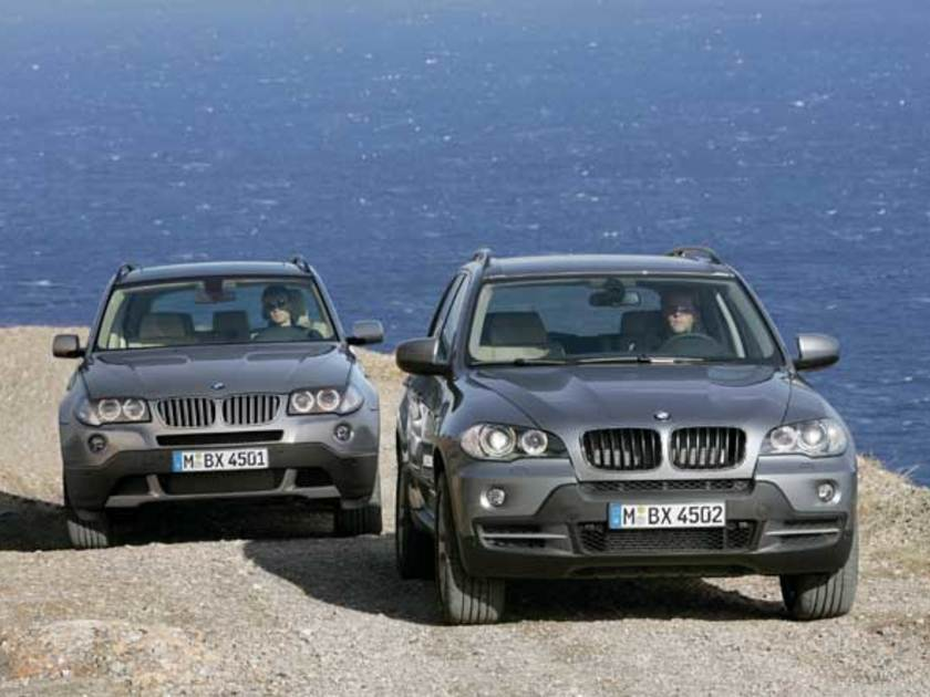 bmw x3 ist gel ndewagen des jahres 2007 auto. Black Bedroom Furniture Sets. Home Design Ideas