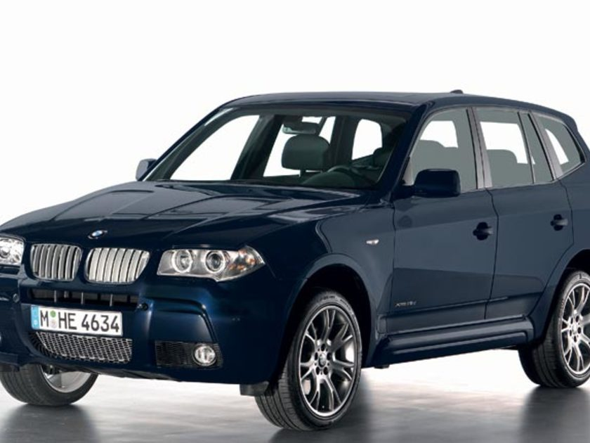 Bmw x3 limited sport edition 1