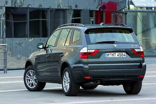 Bmw X3 Neues Modell Noch Kraftvoller Und Effizienter Auto Motor At
