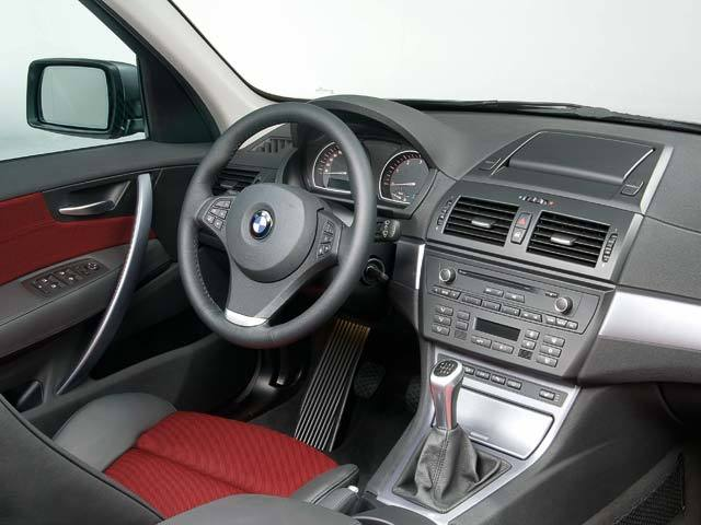 Bmw x3 2009 exclusive
